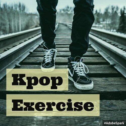哥運動練腹肌就靠這張 Kpop!