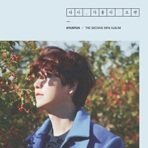 圭賢 (KYUHYUN) - 『再次,秋來』 - 第二張迷你專輯