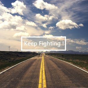 補滿元氣Keep Fighting!
