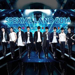 Spexial台北演唱会