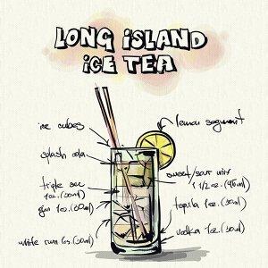 周末來一杯長島冰茶 #買醉