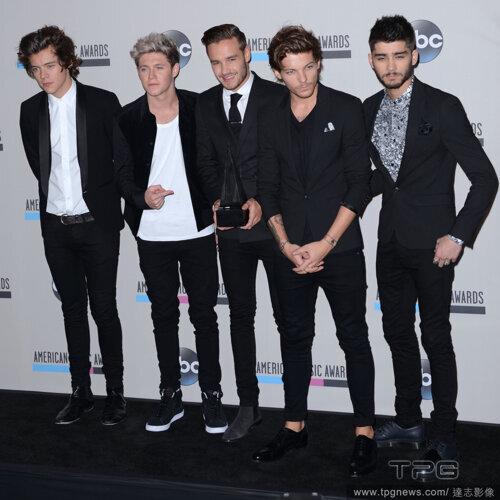 2014 American Music Awards Winners