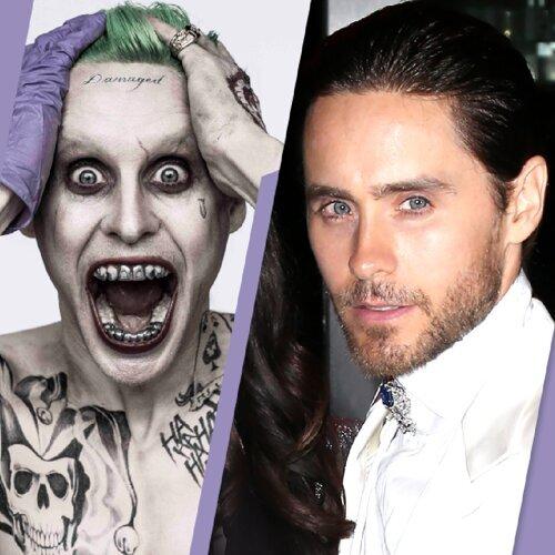 狙擊女心!新一代小丑-男神Jared Leto