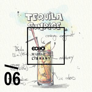 周末來一杯龍舌蘭日出 #買醉