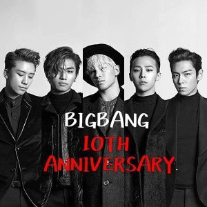 BIGBANG 首爾10週年演唱會0.TO.10回顧歌單!