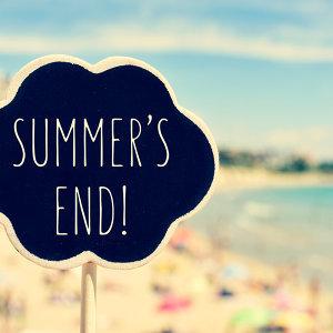 暑假BYE-BYE!