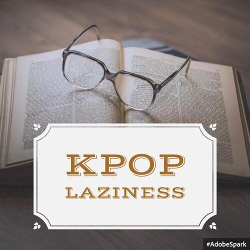 開學超想耍廢~發呆專用 Kpop!