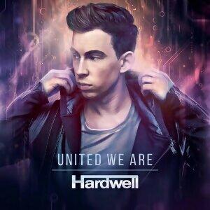 Hardwell - United We Are 4/9 台北場歌單