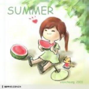 夏天一到 心血來潮
