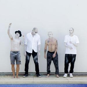 Red Hot Chili Peppers 柏林街头音乐会