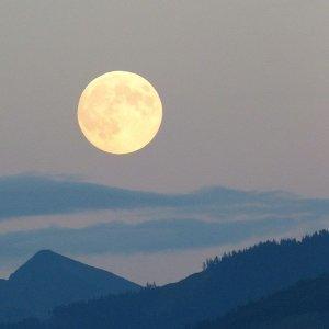 如雲畫的月光下古典歌聲
