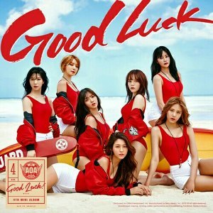 王牌女神 AOA - Good Luck