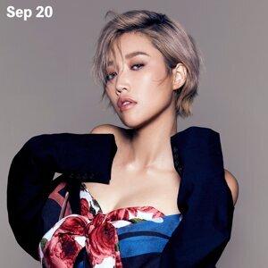 天生歌姬 A-Lin 生日快樂!