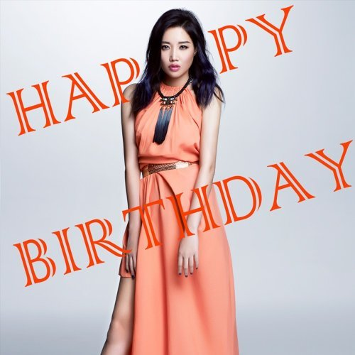 Happy A-Lin Day!!!