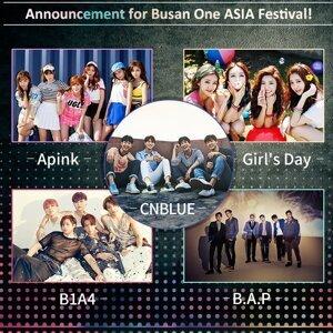 釜山One-Asia Festival出席名單