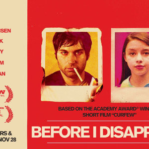 Before I Disappear soundtrack