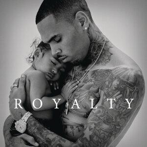Chris Brown (克里斯小子) - Royalty (親情守護 進口豪華版) - Deluxe Version