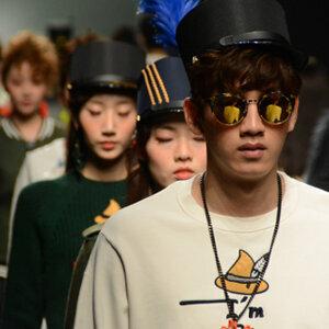 韓国の先端を行くファッション音楽