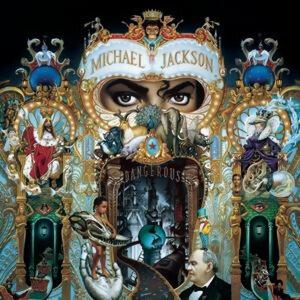 Michael Jackson (麥可傑克森) - Dangerous