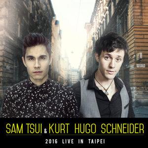 Sam Tsui & Kurt Hugo Schneider 2016 Live in Taipei