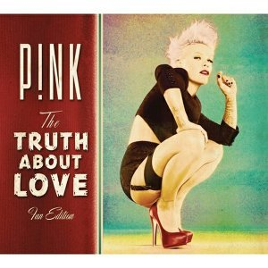 P!nk (紅粉佳人) - The Truth About Love (Fan Edition) (有愛有真相 歌迷獨佔版)