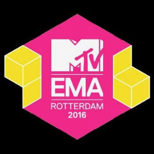 2016 MTV EMA Winners