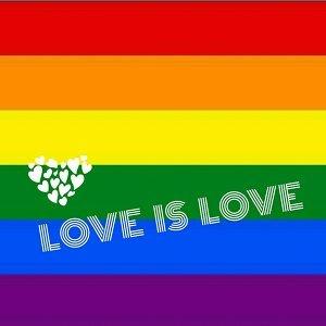 愛就是愛,愛最大!