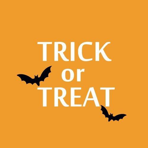 跟我一起Trick or Treat?