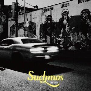 周波数をあわせてSuchmosを聴く。