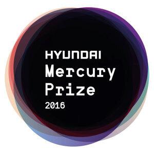 Nomination for Mercury Prize 2016