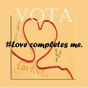 love completes me