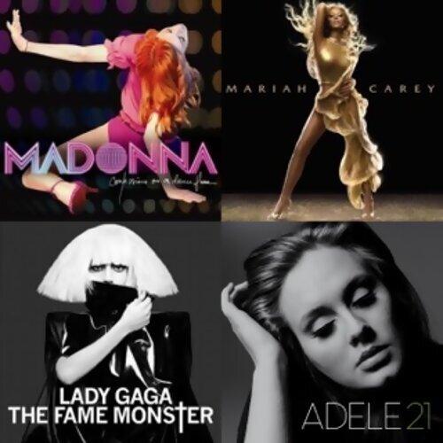 天后時代交替:跨世代Hits組曲