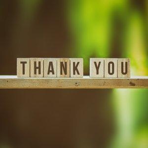 感恩的心感謝有你
