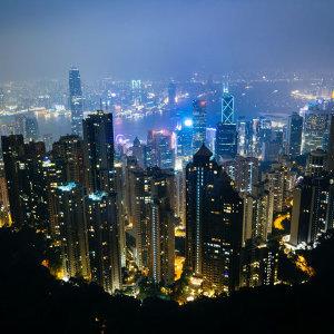 來去香港血拼一週吧