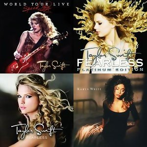 Taylor Swift (泰勒絲) - Speak Now World Tour Live (愛的告白世界巡迴演唱會)