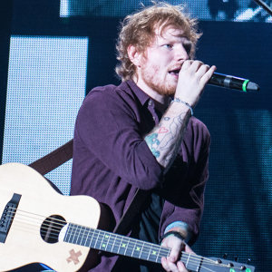 Ed Sheeran香港演唱會2015