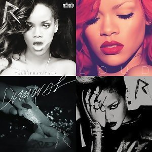 Rihanna (蕾哈娜)
