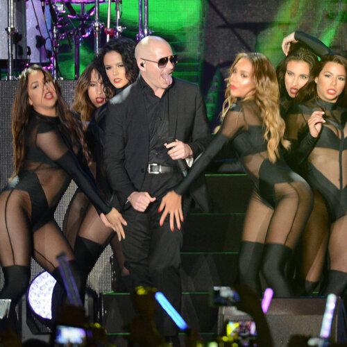 Pitbull台北演唱會