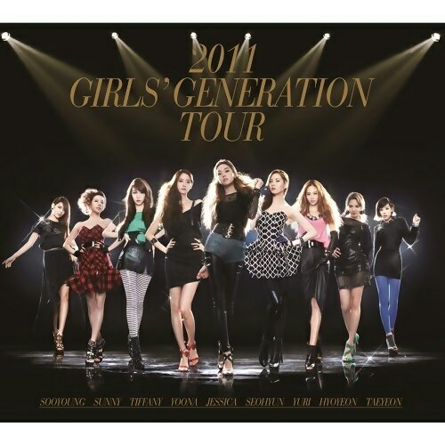 Girls' Generation - Into The New World - The First Asia Tour