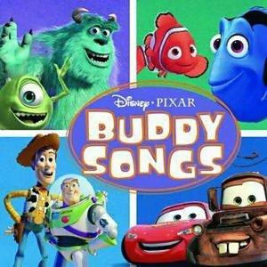 迪士尼皮克斯動畫暢銷金曲 (Disney / Pixar Buddy Songs)