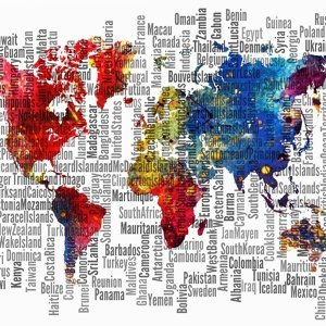 看著地圖去旅行
