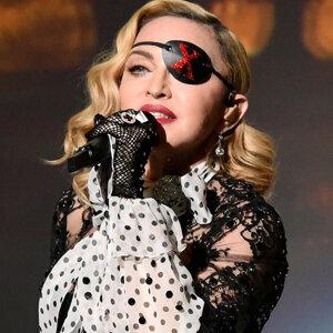 瑪丹娜Madonna:西洋樂壇流行女皇👑