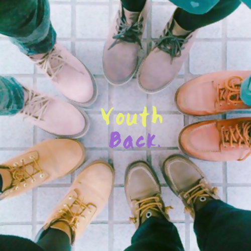 #12 Youth Back. (25 songs of Teenage period)