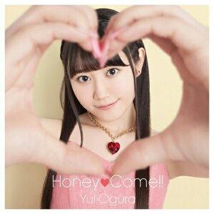 小倉唯 (Yui Ogura) - Honey♥Come!! (Honey♥Come!!)
