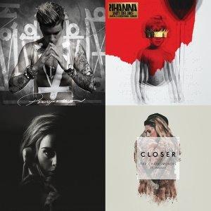 美國告示牌2016年度百大單曲