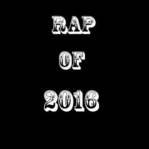 Whose Rap are you listening to? Retrospect of Year 2016