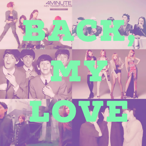 #24 Back,My Love. (20 songs of disband)
