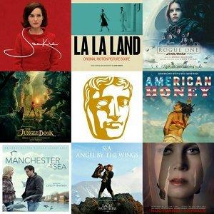 第70屆英國影藝學院電影獎入圍名單