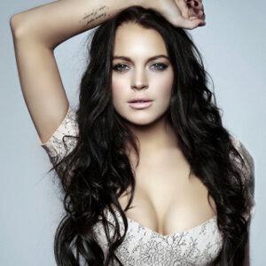 Lindsay Lohan:我的青春高校天后。