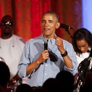 Obama's Summer Playlist: Night